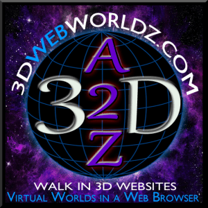VW MOOC on 3DWebWorldz.com - NOON PDT @ Community Virtual Library on https://3dWebWorldz.com