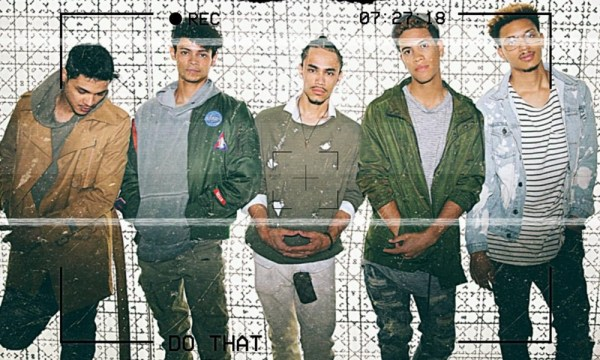 All Grown Up: Brotherly Quintet B5 Return With New Single ...