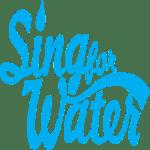 Sing for Water Logo