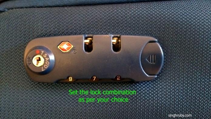 TSA Lock 3