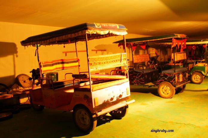 Transport at Rann City