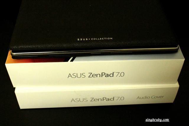 Unboxing Asus ZenPad 7.0