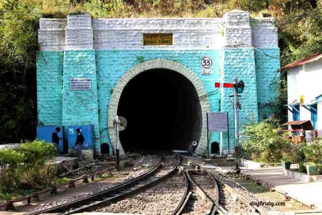 Barog Tunnel Enroute Shimla