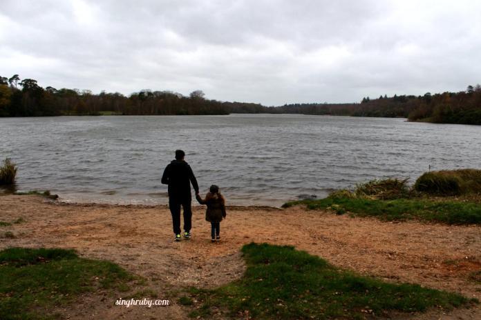 Making memories at Windsor Great Park