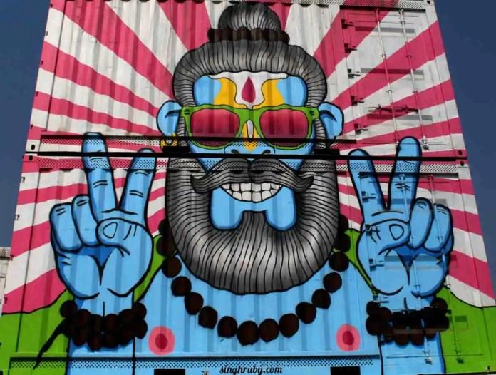 Temple Of Graffiti at WIP
