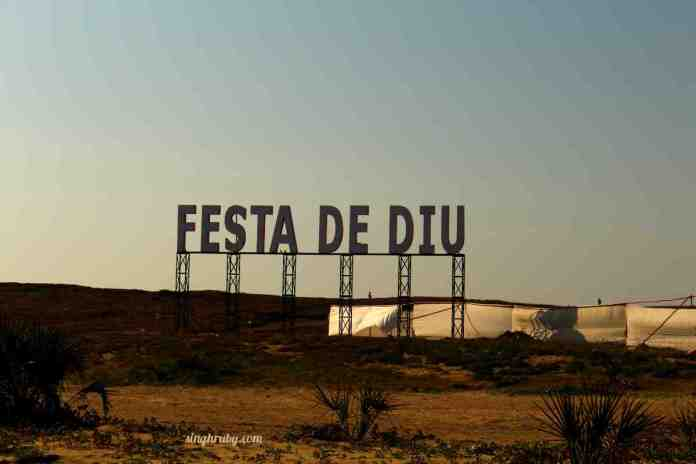 The Imposing Festa De Diu!