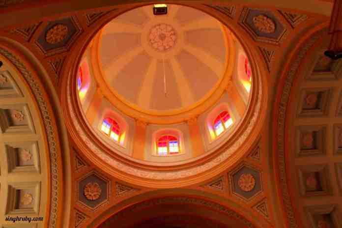 Dome of Domus Dei