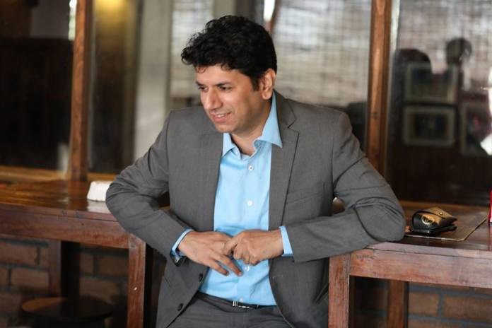 Sangram Singh, the SVP & Head - Cards & Merchant Acquiring Business of Axis bank
