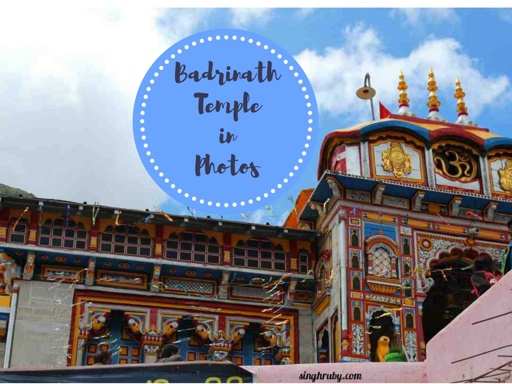 essay on badrinath temple in hindu