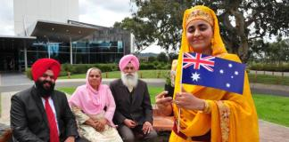 Australia's largest citizenship event