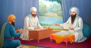 Guru_Arjan_and_Bhai_Gurdas