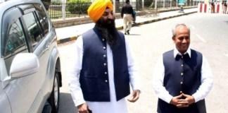 Sardar Rasmesh Singh Arora