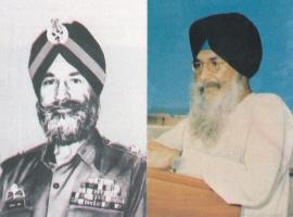 major gen Shabeg Singh