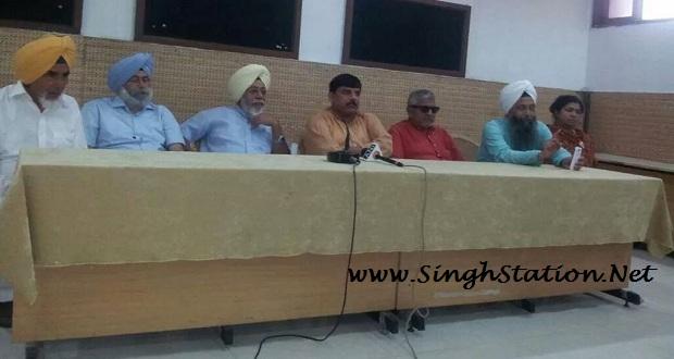 punjab-executive-committee-start-agitation-against-Badal-Govt