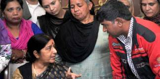 punjabi-iraq-hostages-families-meet-sushma-swaraj