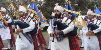 Dasmesh Malaysian Sikh band