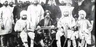 Sardar Thakur Singh Sandhawalia