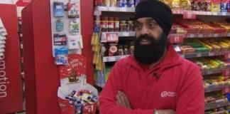 gurpal singh shopkeeper