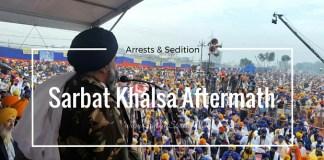 Sarbat Khalsa Aftermath