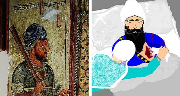 Sikh History in December Part 2: Bhai Bachitar Singh and Bibi Mumtaz