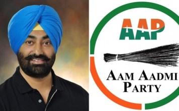 Sukhpal Khaira joins AAP