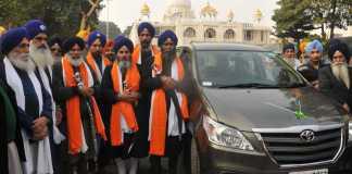 panj pyare gets Innova wages