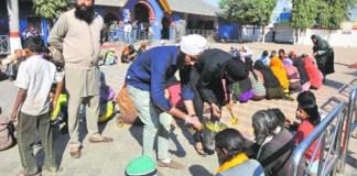 Sikh langar haryana jat riots