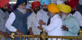 Badal denied siropa