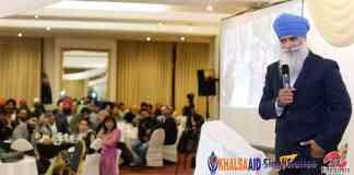 Ravi Singh Khalsa Aid Fundraising