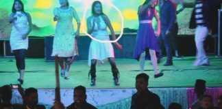 orchestra dancer shot dead