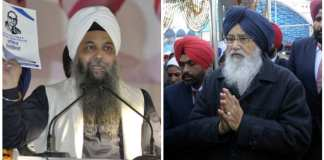 Jarnail Singh vs CM Badal