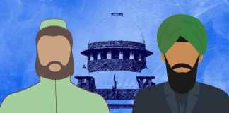 sikh muslim beard