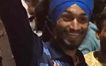 cricketer palwinder singh