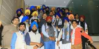 surjit singh garhi joins aap