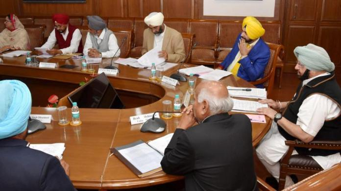 Punjab Cabinet meeting: 50 percent reservation for ladies in MC & Panchayat Elections