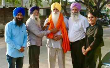 Bhai Pal Singh France released