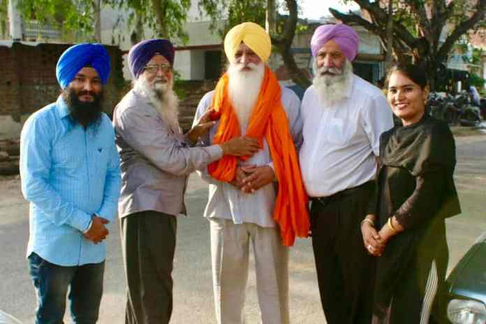 Bhai Pal Singh France released