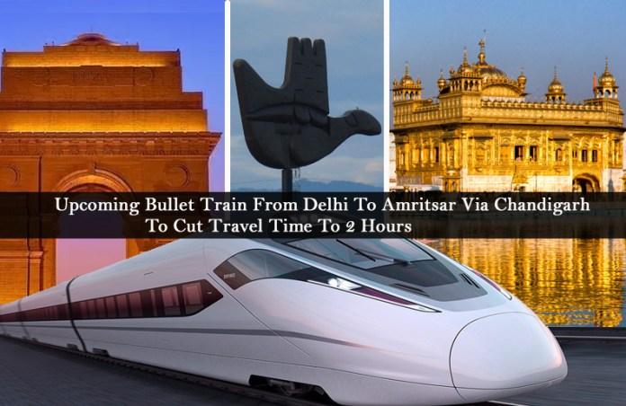 bullet train delhi Amritsar