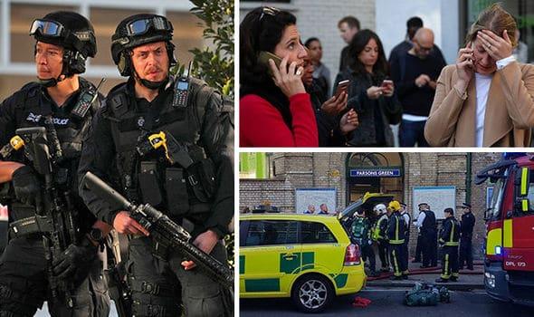 Britain raises terror threat level to critical