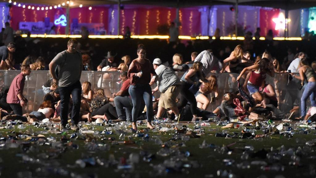Las Vegas Music Festival mass shooting