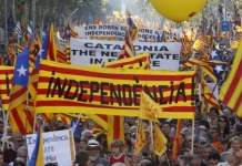 catalonia independance Spain