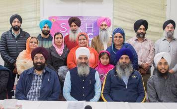 press conference sikh music festival australia