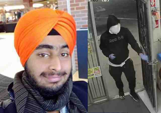 sikh youth Dharmpreet Singh Jassar killed US