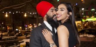 Jagmeet Singh engaged Gurkiran Kaur