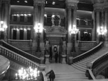 Inside Palais Garnier, Paris