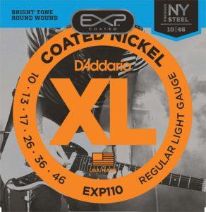 D'Addario EXP110