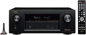 Denon AVR-X3200W 7.2-Channel Full 4K Ultra HD AV Receiver