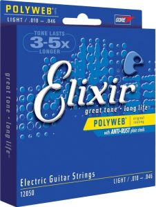 Elixir Strings Electric Guitar Strings