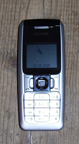 The Singing Librarian\'s new phone