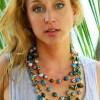 fair trade Papillon jewelry hait